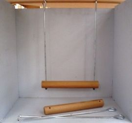 RE-NEWABLE PARROT BIRD SWING - Can be made to suit any birds **SPECIAL OFFER**